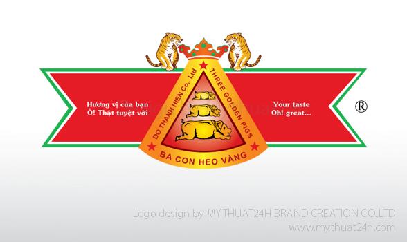 Thiết kế logo công ty TNHH TMDV Đỗ Thạnh Hiền