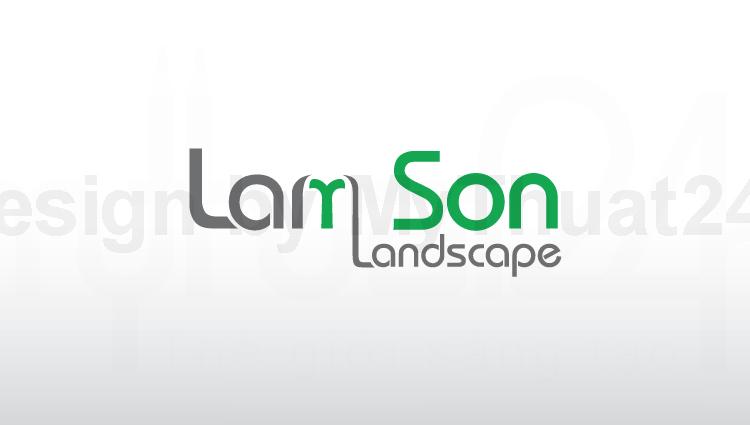 Thiet ke logo Lam Sơn