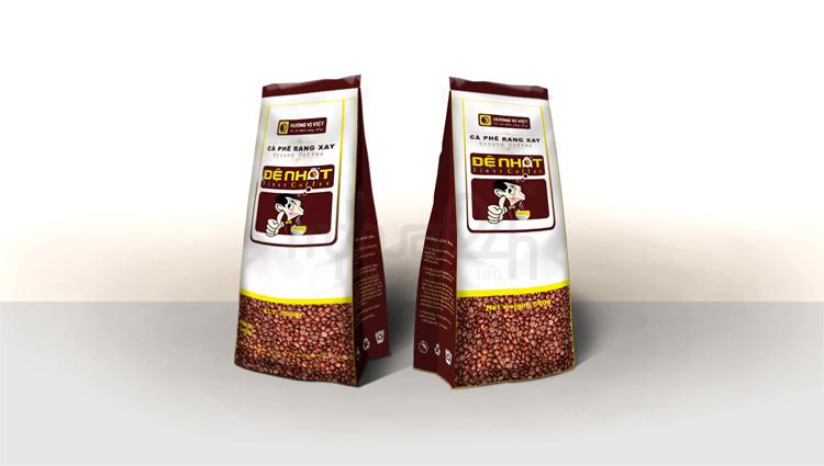 Thiết kế bao bì Đệ Nhất Coffee