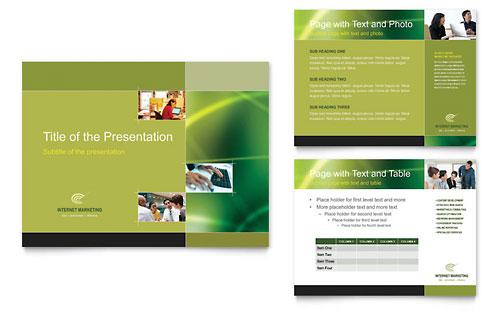 Thiết kế mẫu thuyết trình power point (Presentation design)