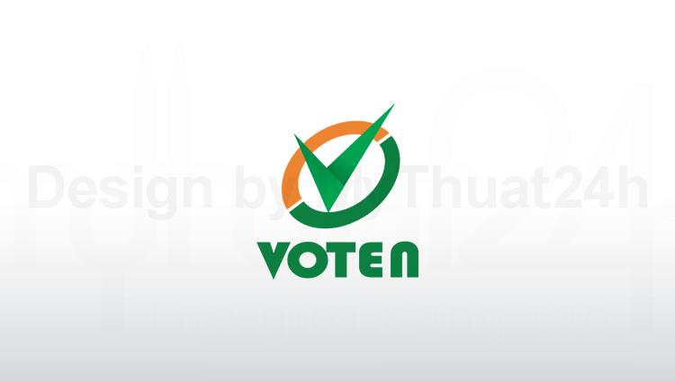 Thiết kế logo thương hiệu VOTEN