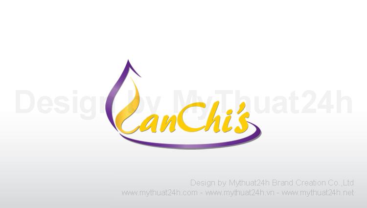 Thiết kế logo Lan Chi's Vietnamese Restaurant tại Mỹ