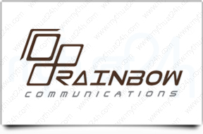 Thiết kế logo Rainbow