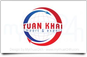 Thiết kế logo Tuấn Khải