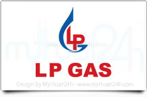 THIẾT KẾ LOGO LP GAS