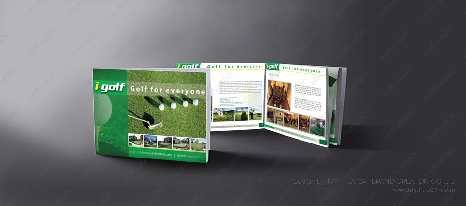 catalogue I GOLF