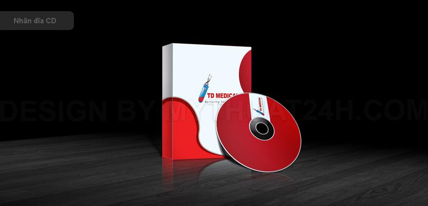 Nhãn đĩa CD