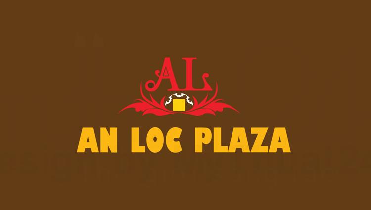 Thiết kế logo Anloc Plaza