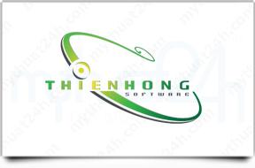Thiết kế logo Thiên Hồng