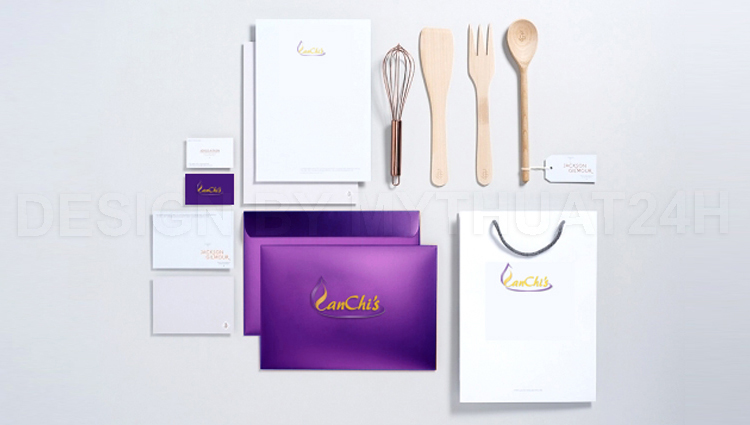 Nhận diện thương hiệu Lanchi's