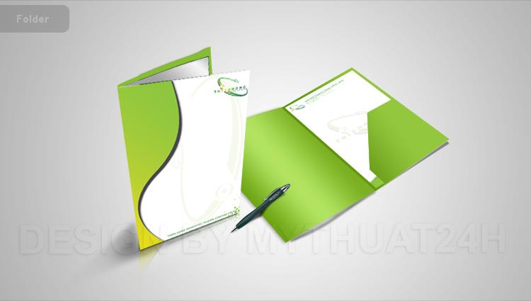 Folder Thiên Hồng