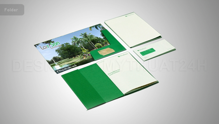 Folder Lam Sơn