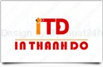 Thiet ke logo In Thanh Do