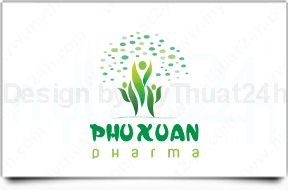 thiet ke logo phu xuan