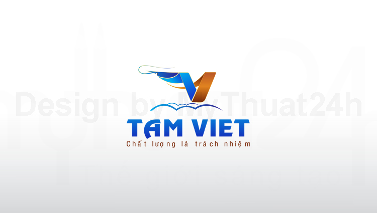 thiet ke logo tam viet