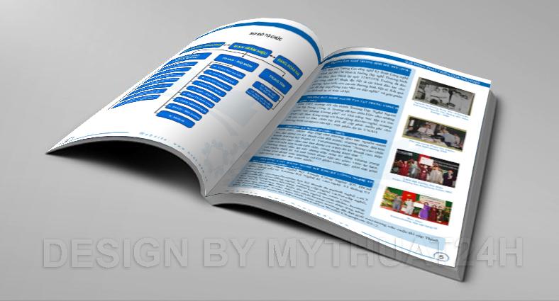 Thiết kế Catalogue TRƯỜNG CAO ĐẲNG NGHỀ KỸ THUẬT CÔNG NGHỆ TPHCM