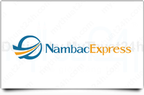 Thiet ke logo NambacExpress