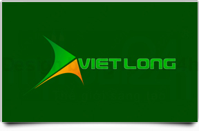 Thiet ke logo Viet Long