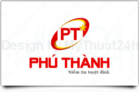 Thiet ke logo cong ty xay dung Phu Thanh