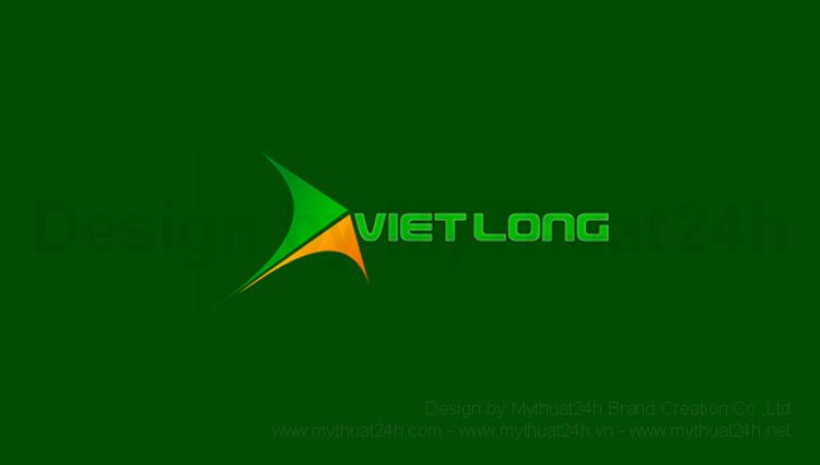 Thiết kế logo công ty Việt Long