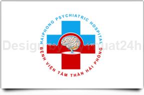 Thiết kế logo Bệnh viện Tâm Thần Hải Phòng