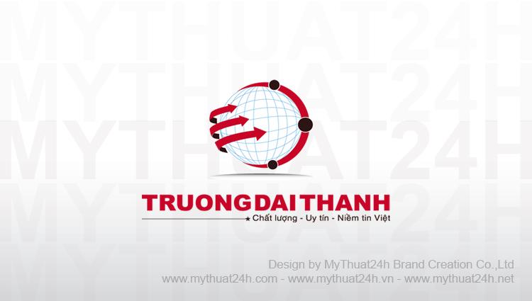 THIẾT KẾ LOGO CÔNG TY TNHH MTV TRƯỞNG ĐẠI THÀNH
