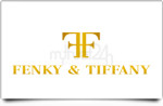 Thit k logo thi trang FENKY &amp; TIFFANY