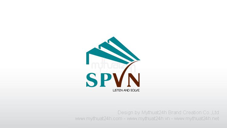 Thiết kế logo Công ty Luật SPVN