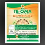 Thiết kế nhãn mác sản phẩm thức ăn bổ sung TB-OMA