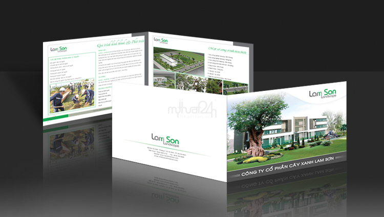 Thiet ke profile  Lam Sơn