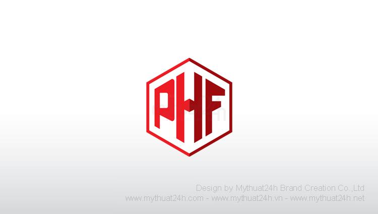 Thiết kế logo công ty TNHH Thực Phẩm Phú Hòa