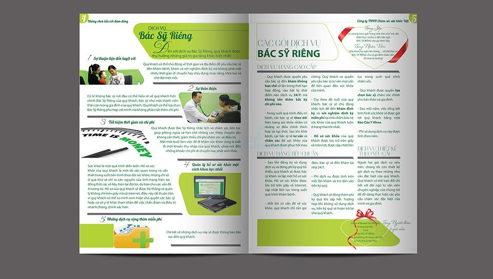 Thiet ke brochure Vietcare 4