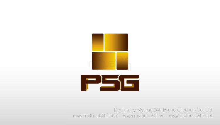Thiết kế logo Công ty TNHH Vật Liệu Mới Picomat Saigon