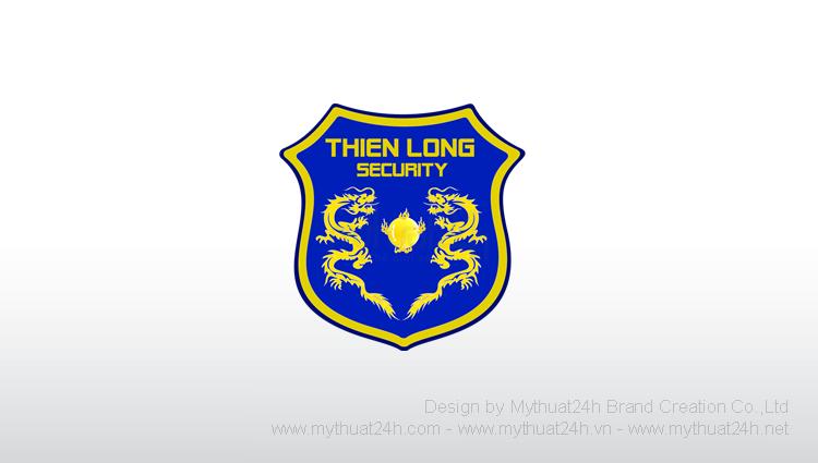 Thiết kế logo Dịch vụ bảo Vệ