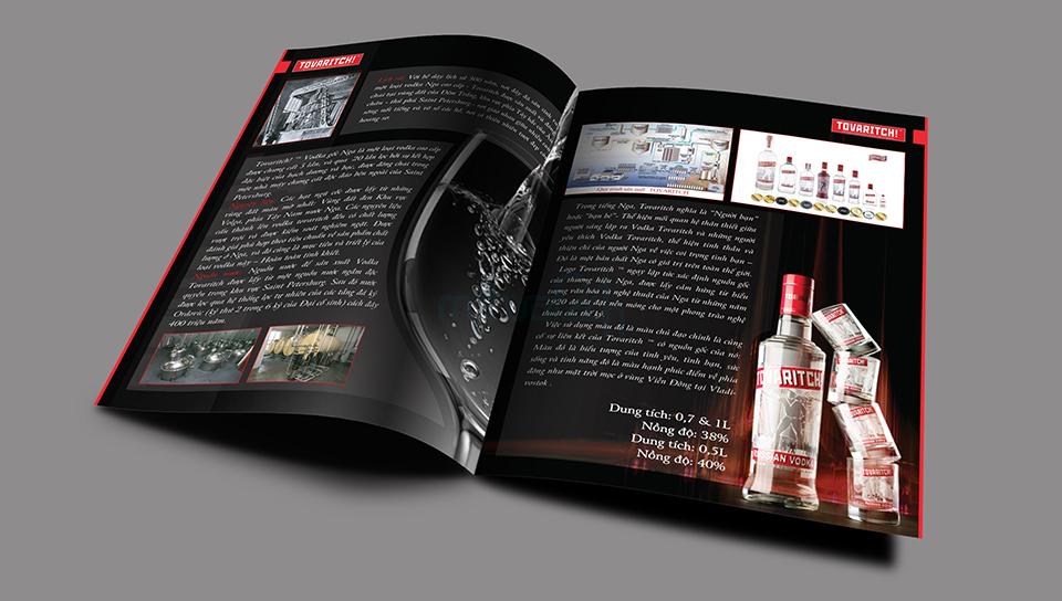Thiet ke brochure ruou Tovaritch! 2