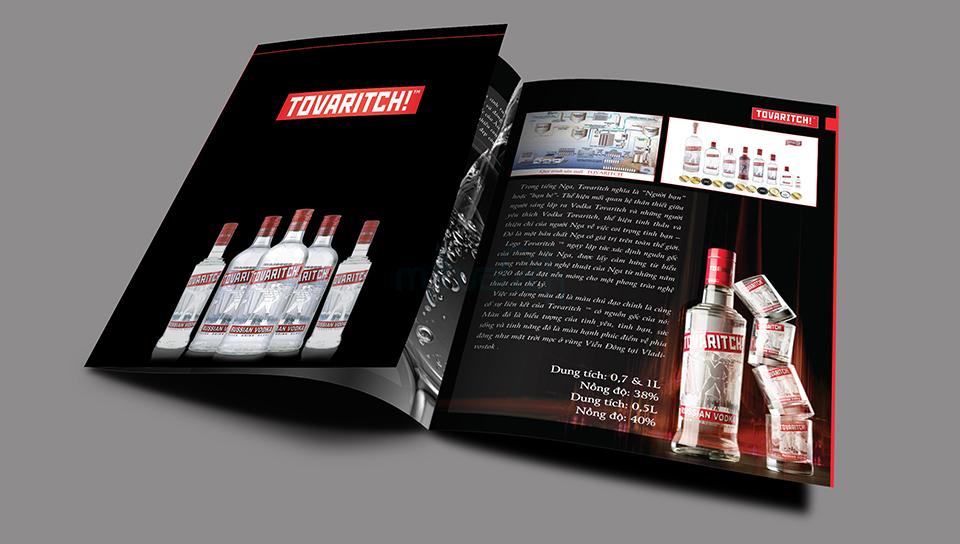 Thiet ke brochure ruou Tovaritch!
