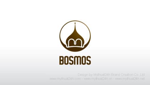 Thiet-ke-logo-Thoi-trang-Bosmos