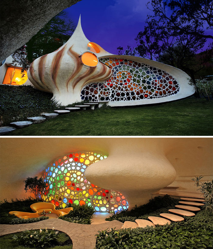Nautilus Giant Seashell House