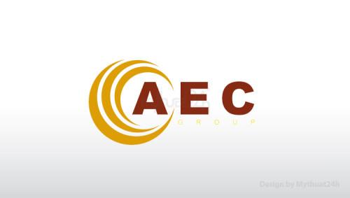 Thiết kế logo AEC