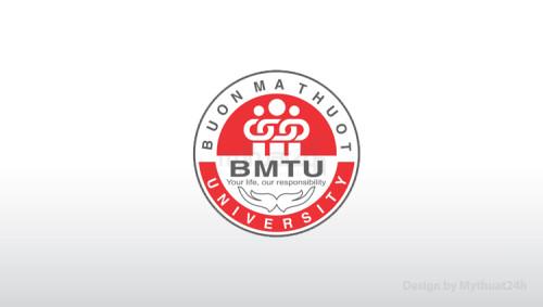 Thiết kế logo Trường Đại Học Buôn Ma Thuột