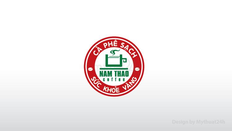 Thiết kế logo Nam Thảo Coffee