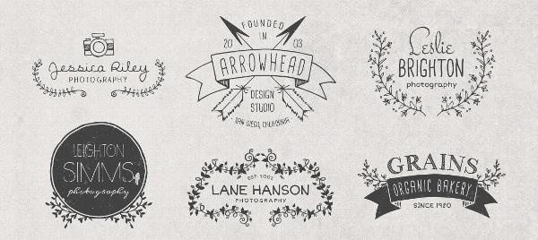 hand-drawn-logos